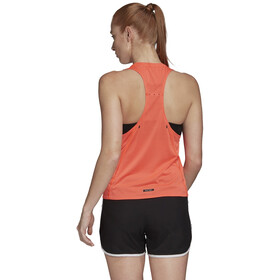 adidas Speed Top sin Mangas Mujer, solar red
